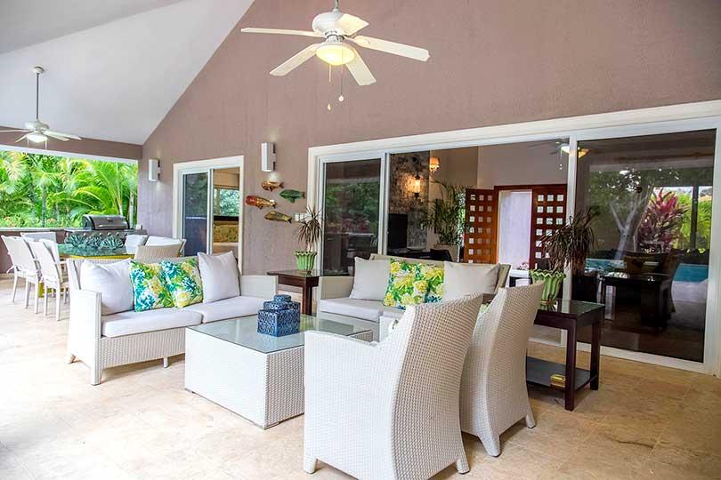Villas para alquilar en República Dominicana