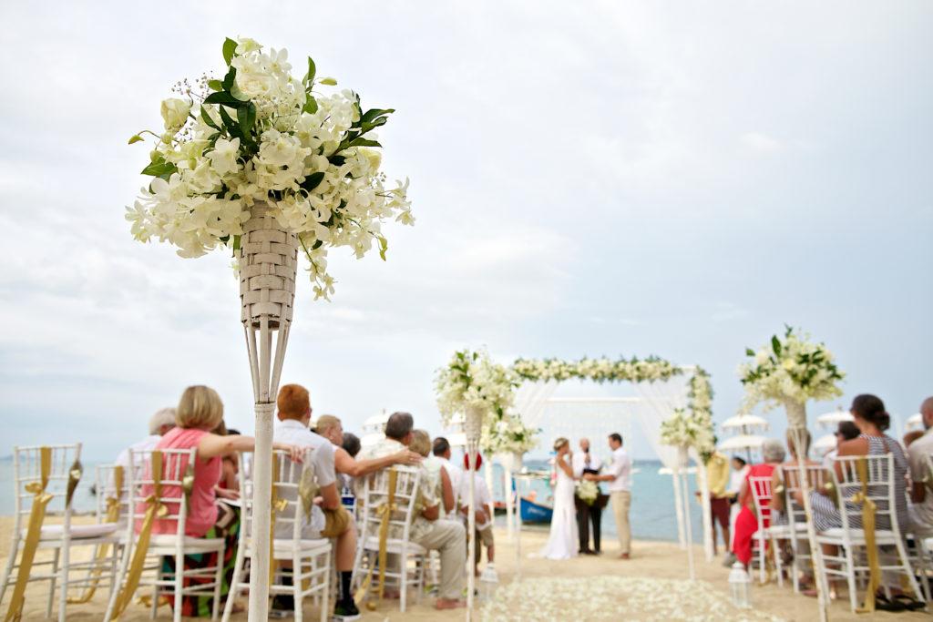 Casa Linda Beach Ceremony