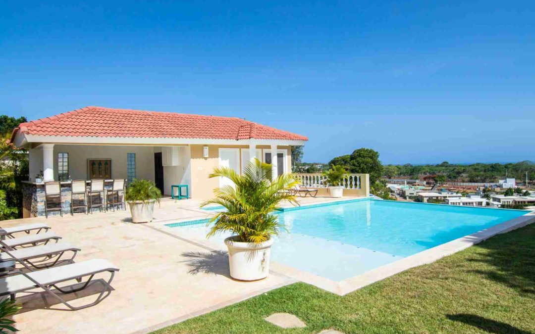 dominican republic long term vacation rentals